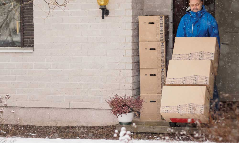 Survival Tips for Moving during the winter